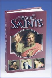 BOOK OF SAINTS HARD COVER