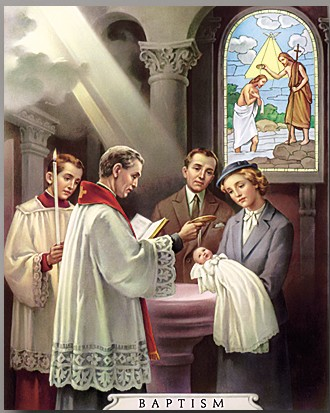 THE SEVEN SACRAMENTS PICTURES
