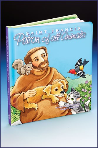 ST FRANCIS PATRON OF ALL ANIMALS