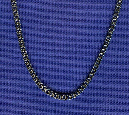 24 INCH STAINLESS STEEL CHAIN & BOX