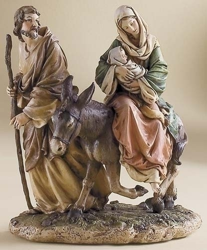 9 INCH FLIGHT INTO EGYPT