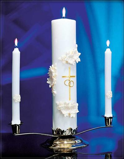 HOLY MATRIMONY CANDLE