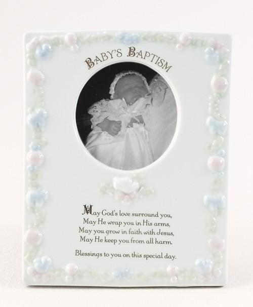 Sacco Company > Frames > BABY\'S BAPTISM FRAME