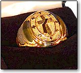 DEACON RING 14kt GOLD