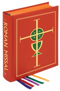 ROMAN MISSAL CLOTH ALTAR EDITION