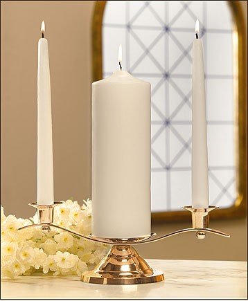 WEDDING CANDLE STAND ONLY