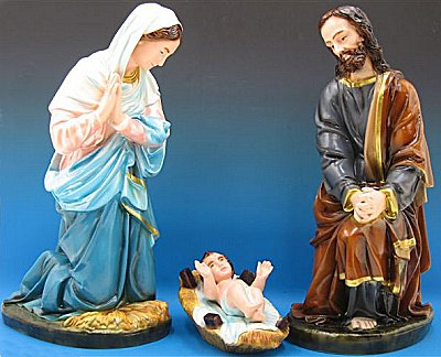 36 INCH NATIVITY STARTER SET