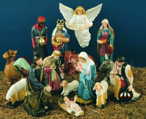 NATIVITY SET 36 INCH