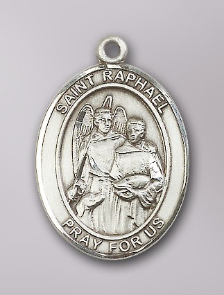 ST RAPHAEL THE ARCHANGEL