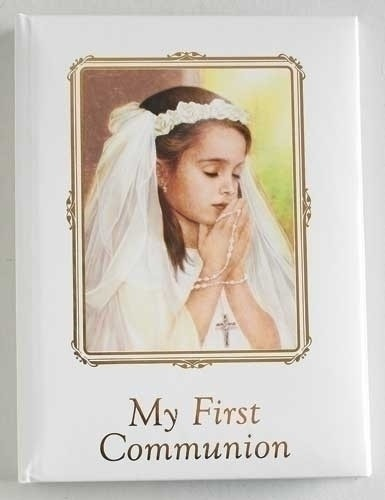 MY FIRST COMMUNION PHOTO ALBUM - GIRL