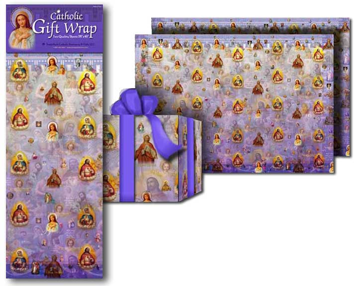 CATHOLIC GIFT WRAP