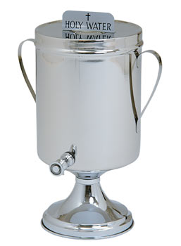 2 GALLON HOLY WATER URN