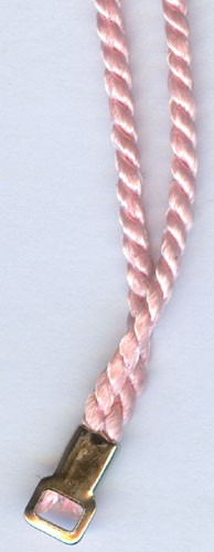 30 INCH PINK CORD