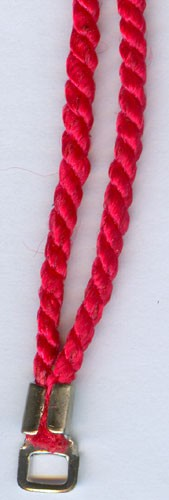30 INCH RED CORD