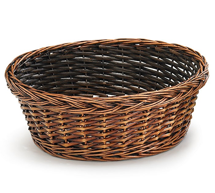 "12"" ROUND BASKET - UNLINED"