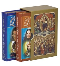 ILLUSTRATED LIVES OF THE SAINTS GIFT SET