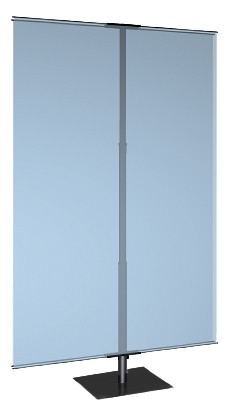 BANNER STAND - 36 INCH WIDE - 89-9005/36