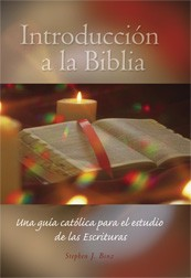INTRODUCTION TO THE BIBLE - SPAINSH