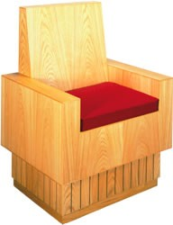 CELEBRANTS CHAIR