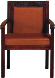 SANCTUARY CENTER CHAIR