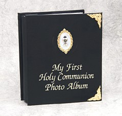 MY FIRST HOLY COMMUNION PHOTO ALBUM - BOY
