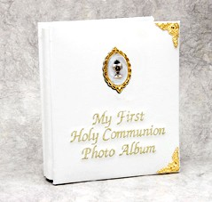 MY FIRST HOLY COMMUNION PHOTO ALBUM - GIRL