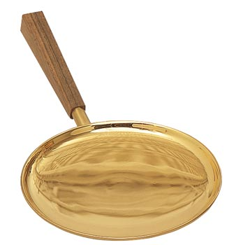 HIGH EDGE GOLD PLATED PATEN