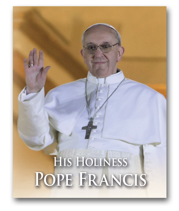 POPE FRANCIS PRINT
