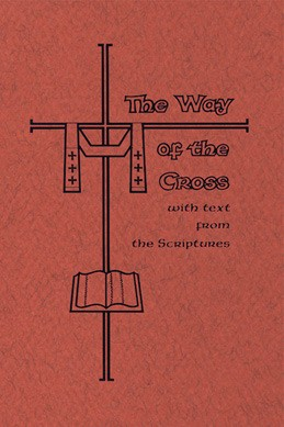 THE WAY OF THE CROSS - LARGE PRINT