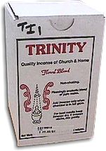 TRINITY INCENSE FLORAL