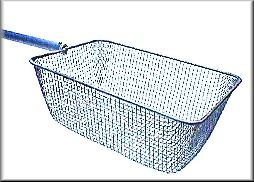COLLECTION BASKET METAL