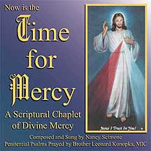 TIME FOR MERCY - CD