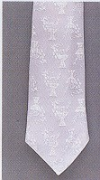 DELUXE WHITE COMMUNION TIE