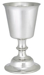 COMMUNION CUP 20oz PEWTER