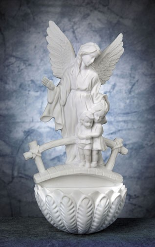 GUARDIAN ANGEL HOLY WATER FONT