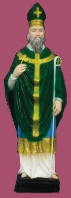ST PATRICK STATUE 24 INCH