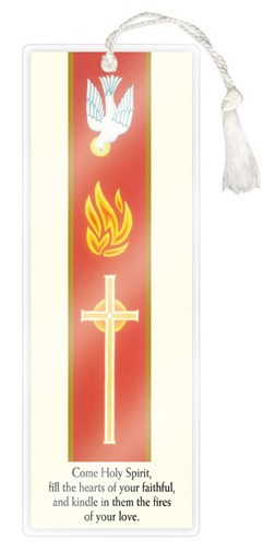 CONFIRMATION LAMINATED BOOKMARK