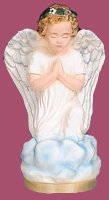 16 INCH KNEELING ANGEL