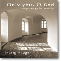ONLY YOU, O GOD - CD