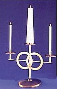 WEDDING CANDELABRA - TABLE TOP