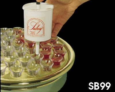 Sacco Company > Trays, Cups and Accessories > COMMUNION CUP FILLER