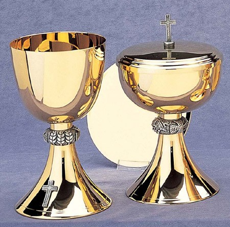 CHALICE 20oz WITH SCALE PATEN