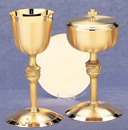 CHALICE 12oz WITH SCALE PATEN