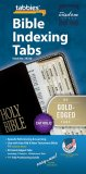 BIBLE INDEX TABS - ENGLISH