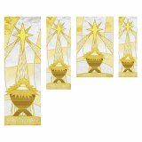 Nativity Banner Set - 69-0107