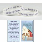 FIRST COMMUNION WRIST BAND WITH CARD