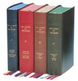LITURGY OF THE HOURS FOUR VOLUME SET