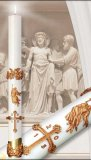 Mount Olivet Paschal Candle