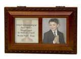 PERSONALIZED KEEPSAKE MUSIC BOX
