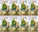 ST PATRICK PRINTABLE HOLY CARD